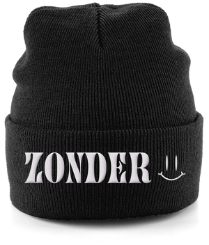 Open image in slideshow, Embroidered Zonder Beanie