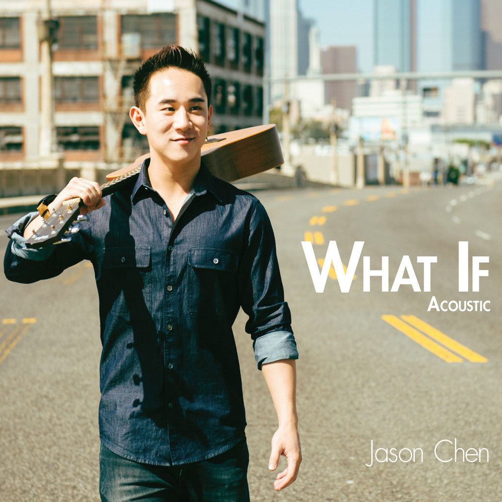 """WHAT IF"" ACOUSTIC ALBUM"