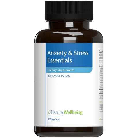 Anxiety & Stress Essentials - Natural Wellbeing