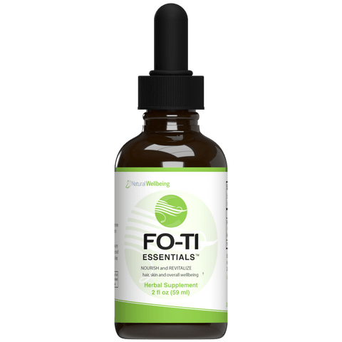 Fo-Ti Essentials - Natural Wellbeing