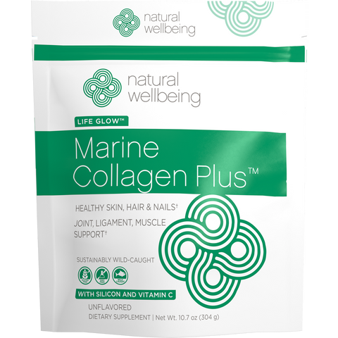 Marine Collagen Plus - Natural Wellbeing