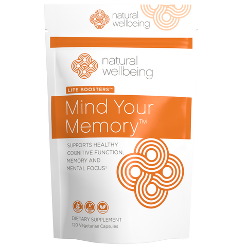 Mind Your Memory - Natural Wellbeing