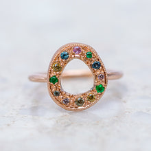 Open Set Pebble Ring