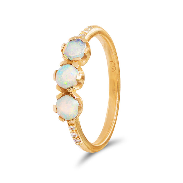 Opal Juliet Ring