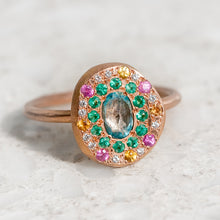 Romanov Pebble Ring