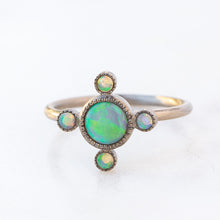 All Opal Royale  Ring
