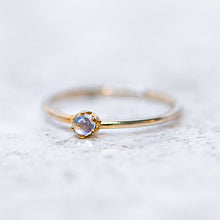Moonstone Nico Ring