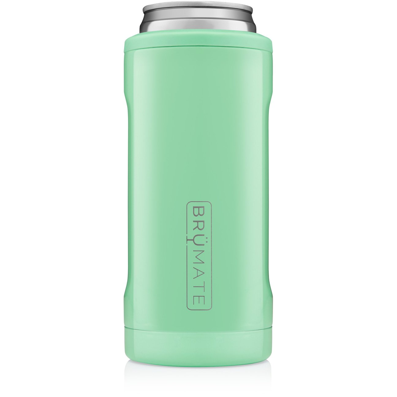 Seafoam Hopsulator Slim Can Cooler