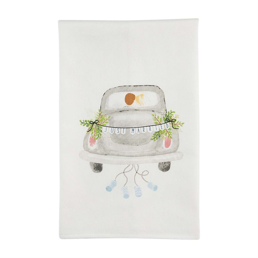 Wedding Tea Towels
