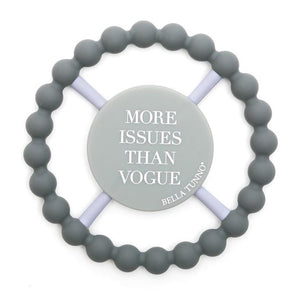 Bella Tunno More Issues Than Vogue Teether