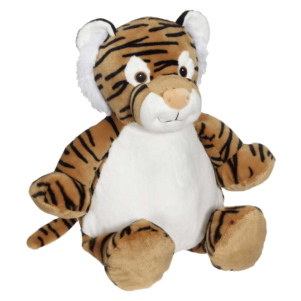 Tiger Embroider Buddy
