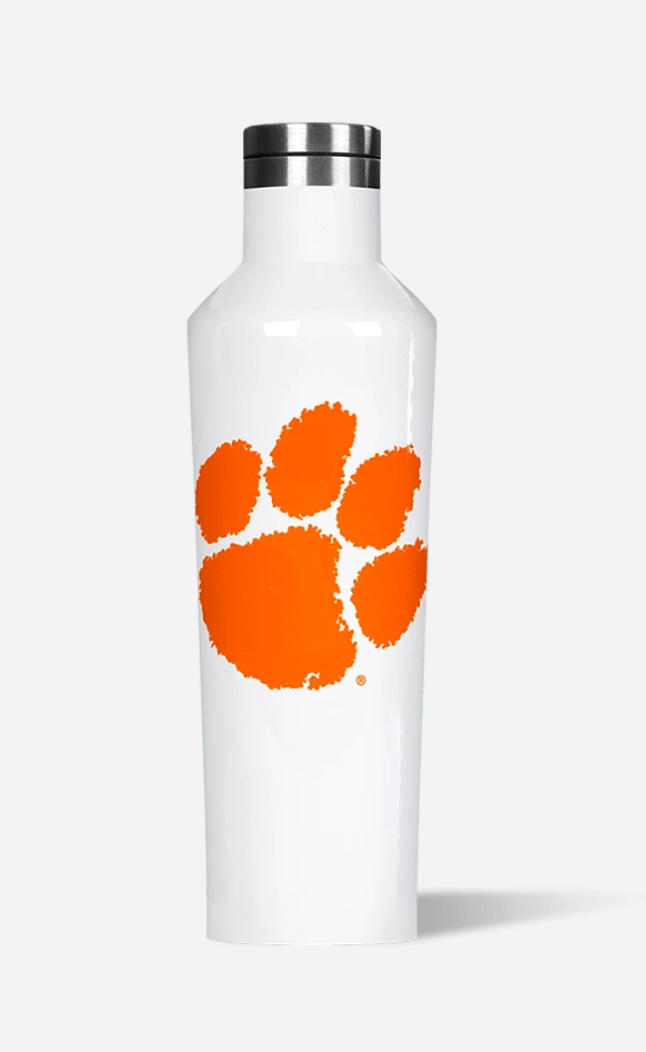 Clemson University Corkcicle Canteen