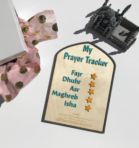 Prayer Tracker