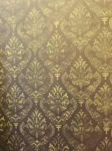 Traditional wall covering stencil