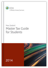 New Zealand Master Tax Guide for Students 2014
