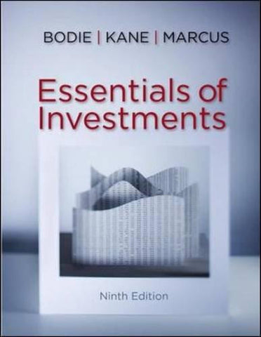 Essentials of Investment
