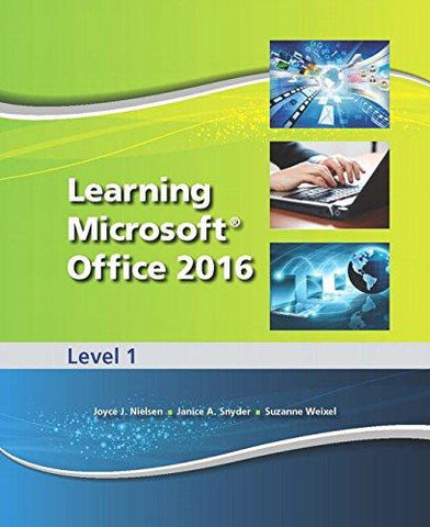 Learning Microsoft Office 2016