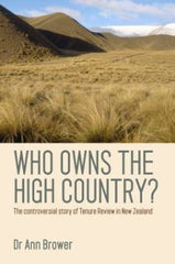 Who Owns the Highcountry?