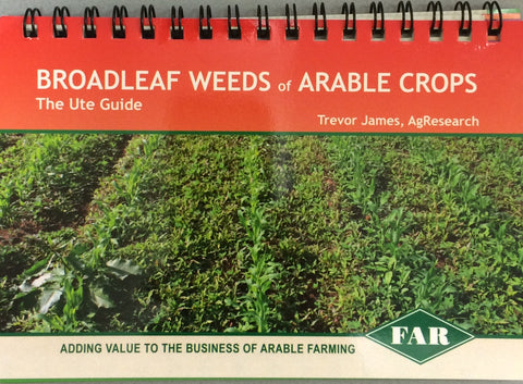 Ute Guide: Broadlead Weeds of Arable Crops