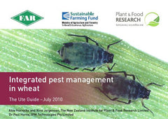 Integrated pest management in wheat