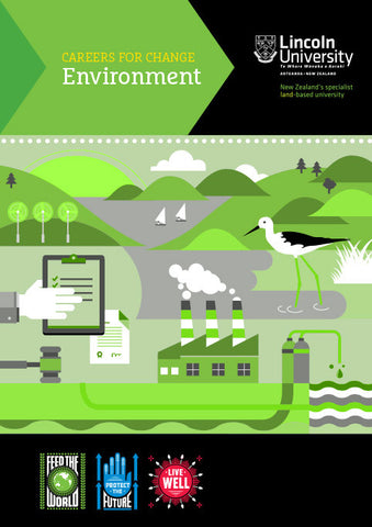 Environment Careers for Change Book