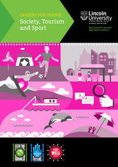 Society, Tourism and Sport Careers for Change Book