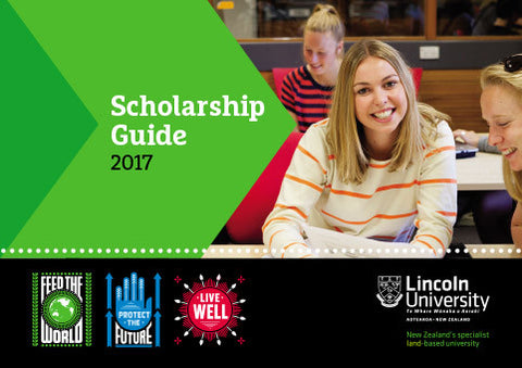 Scholarship Guide 2017