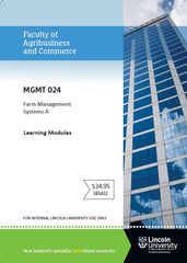 MGMT O24 Learning Module