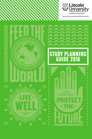 Study Planning Guide 2016