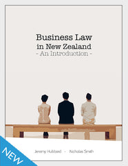 Business Law in NZ: An Introduction