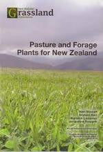 Pasture And Forage Plants For New Zealand