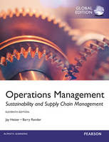 Operations Management - 11th Global Edition