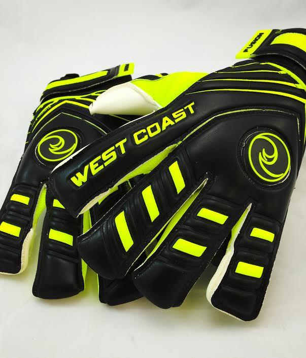 FUSION EVO Katana - Fingersave Goalkeeper Gloves West Coast Goalkeeping