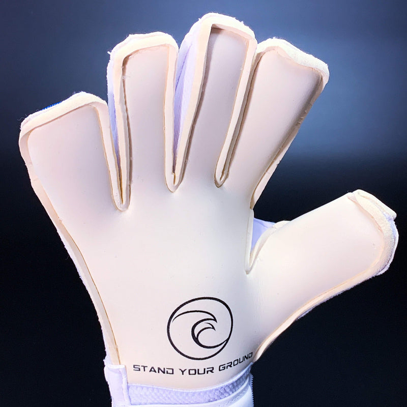 SPYDER X Pacifica - Fingersave Goalkeeper Gloves West Coast Goalkeeping