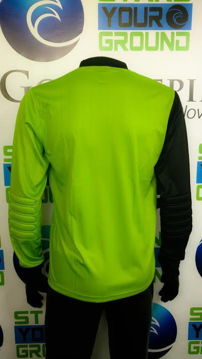 Mantis Keeper Jersey-LIME - Fingersave Goalkeeper Gloves West Coast Goalkeeping