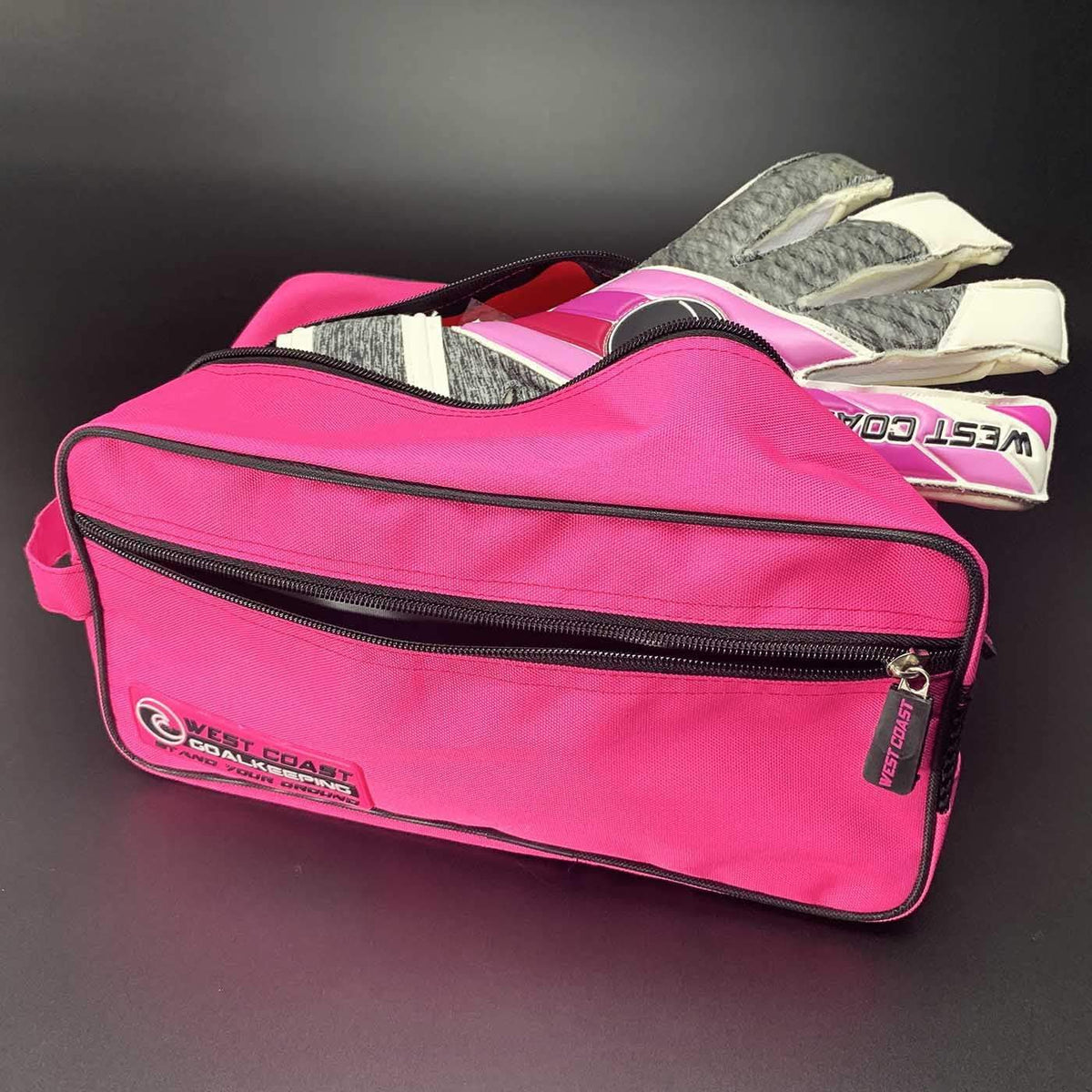 Pro Team Glove Bag - Fingersave Goalkeeper Gloves West Coast Goalkeeping