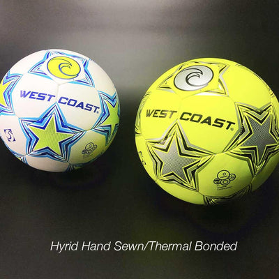Evolution Match Ball - Fingersave Goalkeeper Gloves West Coast Goalkeeping
