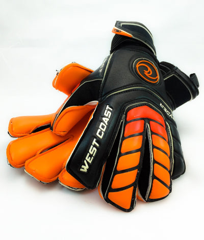Spyder-MAX Santa Cruz - Fingersave Goalkeeper Gloves West Coast Goalkeeping