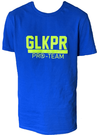GLKPR T-Shirt - Fingersave Goalkeeper Gloves West Coast Goalkeeping