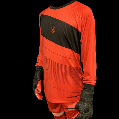 Hana Jersey - Fingersave Goalkeeper Gloves West Coast Goalkeeping