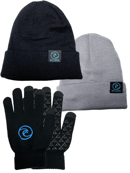 Beanie/Field Glove Bundle - Fingersave Goalkeeper Gloves West Coast Goalkeeping