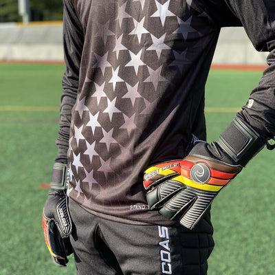 EXO-SKIN Helix Original - Fingersave Goalkeeper Gloves West Coast Goalkeeping