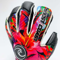 HELIX Aloha - Fingersave Goalkeeper Gloves West Coast Goalkeeping