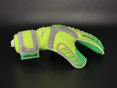 SPYDER X Rush - Fingersave Goalkeeper Gloves West Coast Goalkeeping