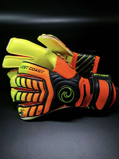 SPYDER X Daytona - Fingersave Goalkeeper Gloves West Coast Goalkeeping