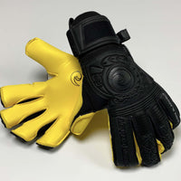KONA Blackout Spark - Fingersave Goalkeeper Gloves West Coast Goalkeeping