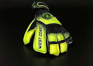 LAGUNA Strike - Fingersave Goalkeeper Gloves West Coast Goalkeeping