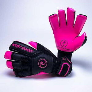 LAGUNA Lotus - Fingersave Goalkeeper Gloves West Coast Goalkeeping