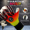 Quantum EXO Marley - Fingersave Goalkeeper Gloves West Coast Goalkeeping