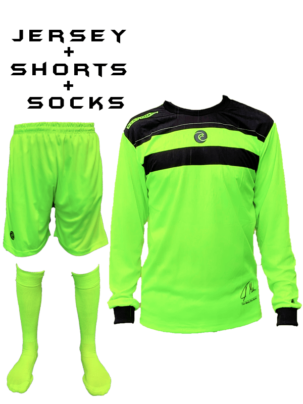 c395b72c8c7 Melia Club Goalkeeper Kit - Fingersave Goalkeeper Gloves West Coast  Goalkeeping